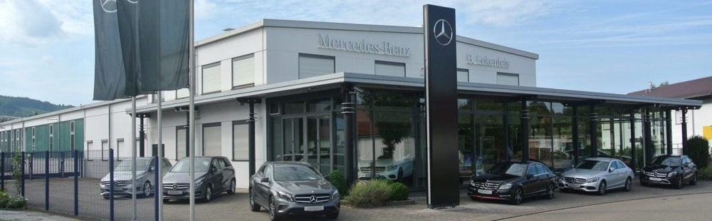 Eckenfels Mercedes-Benz Oberkirch